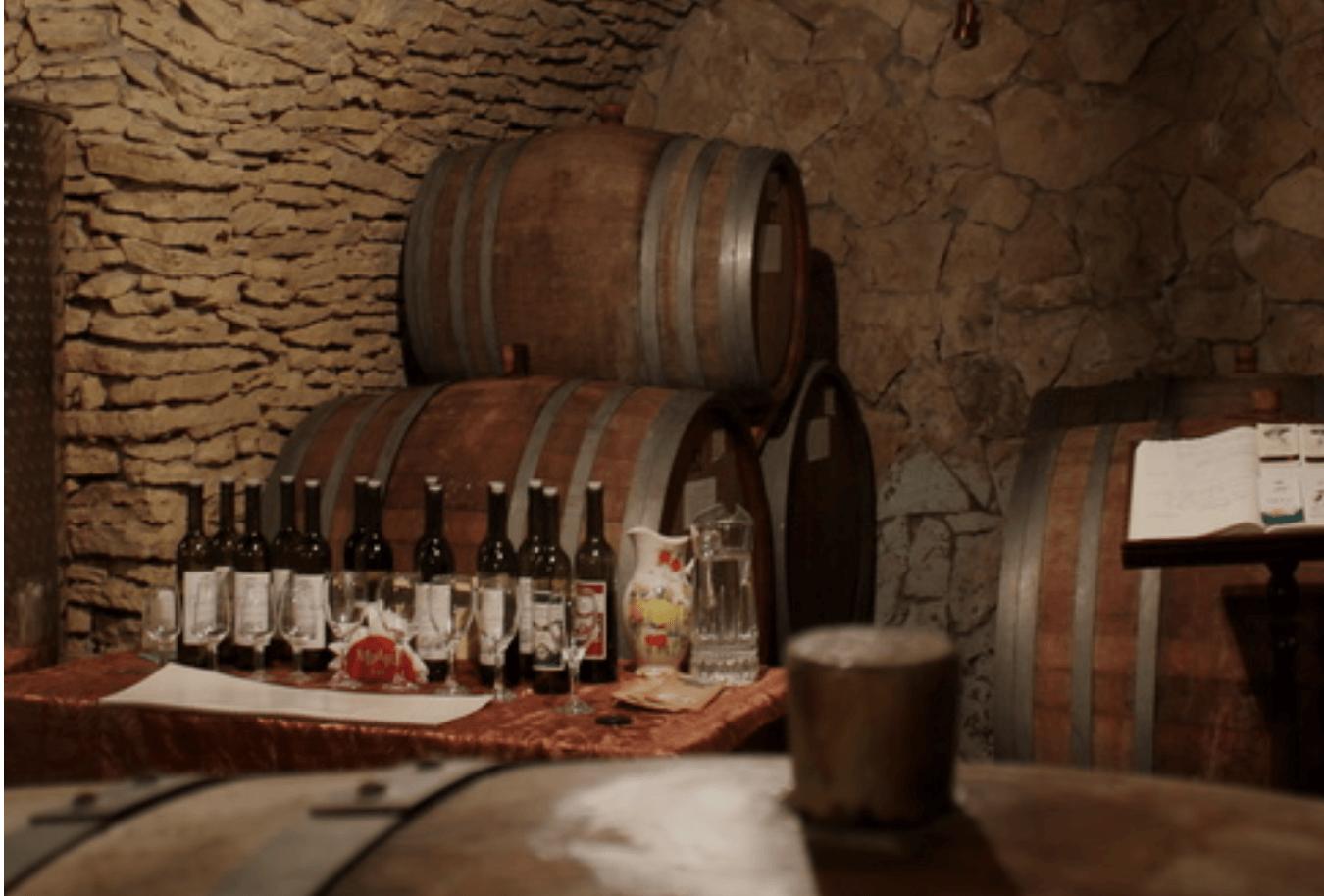 Экскурсии на винодельню Куринь из Херсона