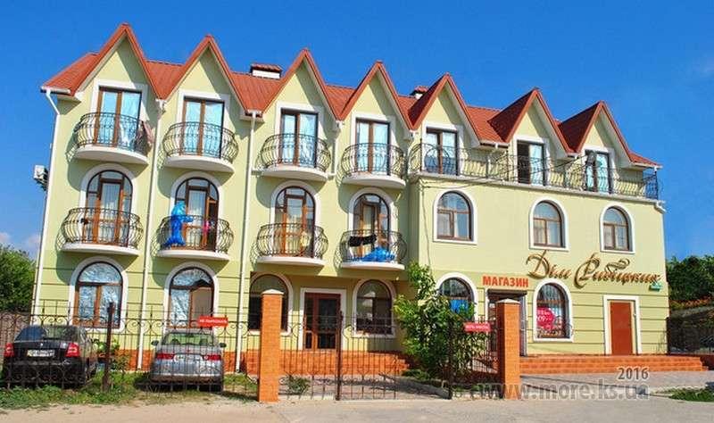 Гостевой дом Рыбицких