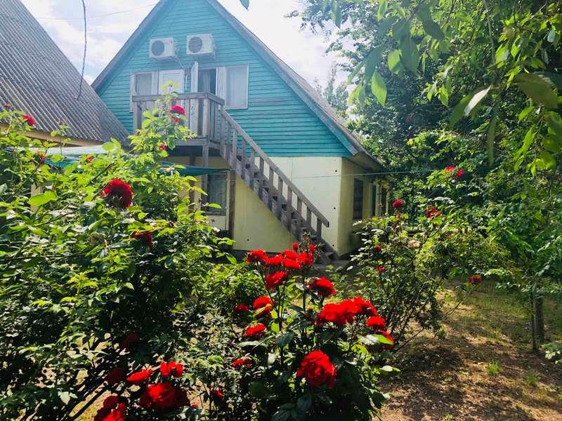 Отдых в Приморском