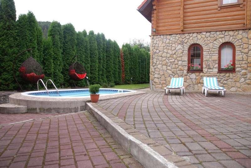 отель Белогорье, Карпаты