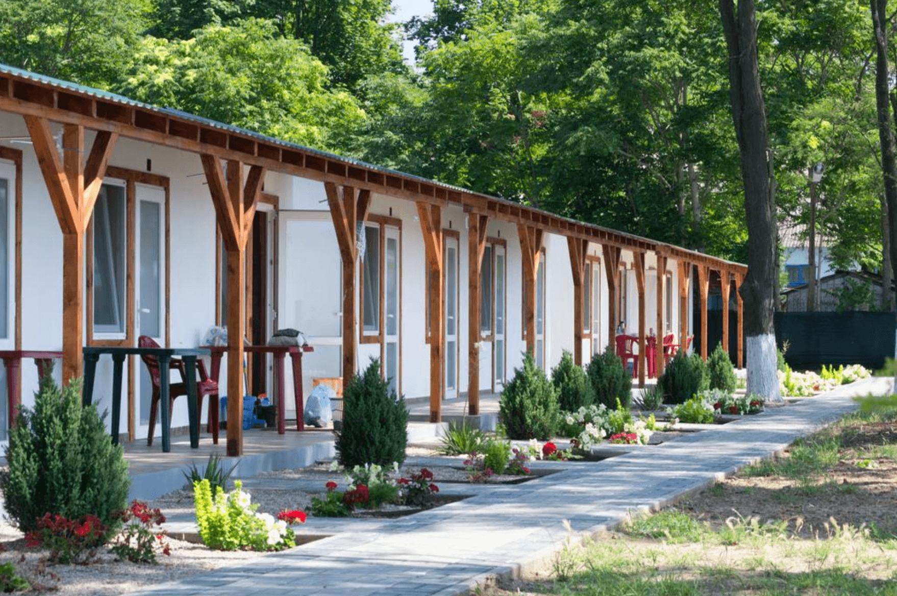 Отдых в Лебедевке